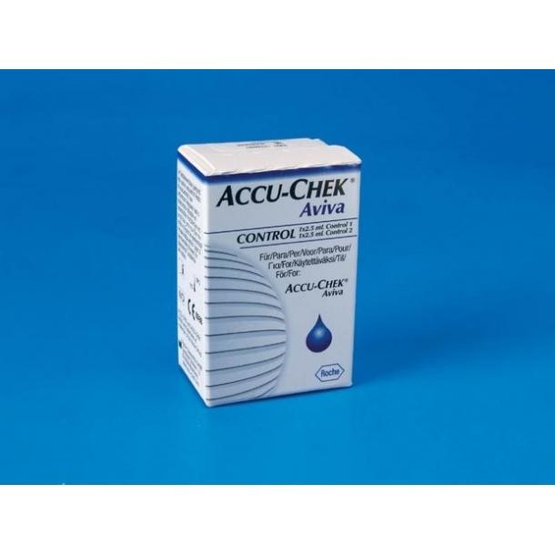Accu-Chek Aviva kontrolopløsning