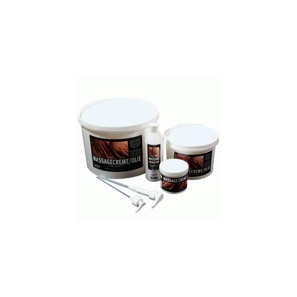 Massage Olie/creme  10L