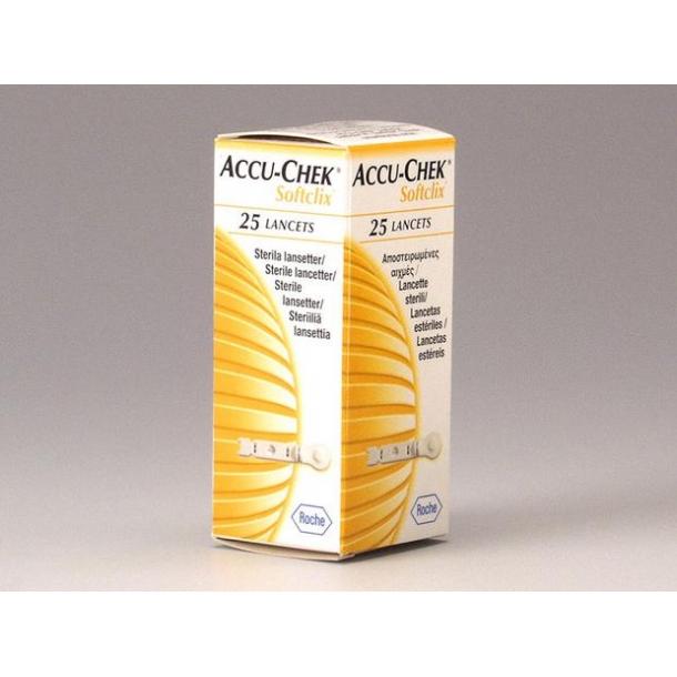 Accu-Chek Fingerprikker Softclix Pro