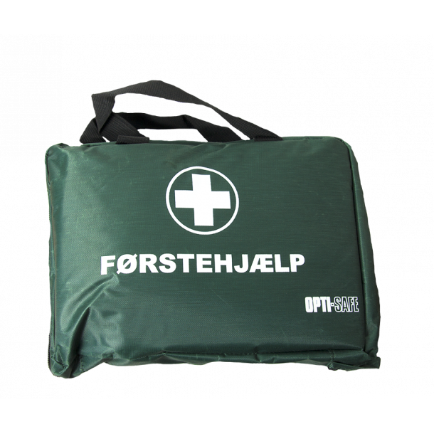 Førstehjælpstasker / Puder