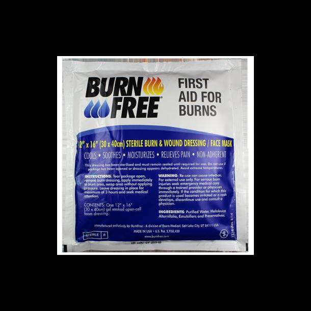 BurnFree brandskadeforbinding/Tæppe